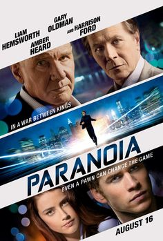 Paranoia - 08/13 w/The Usual Suspect.  This had potential but sadly fell flat but hey, I always manage to enjoy myself.