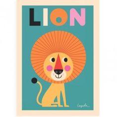 Ingela P rockar som vanligt, lejon funkar alltid och så fina färger i denna