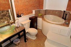Urban Luxury: master bathroom in downtown Syracuse | syracuse.com
