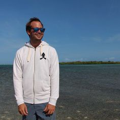 Organic Scuba hoodie with the Scuba Diver logo embroidered. Scuba clothing designed with style and earth friendly products. SCUBALOOKS, the coolest scuba diving and dive wear brand. Scuba Diving, Nike Jacket, Organic Cotton, Hoodies, How To Wear, Jackets, Clothes, Collection, Style