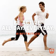 Forget about yesterday. Today is your day to pick up where you left off on your active lifestyle.  Walk, jog, swim, play volleyball, soccer, football, b-ball, tennis or go to the gym. Today is your day! This is The Power of Existence. www.infitnitude.com  #infitnitude #infitsquad #nutrition #active #healthy #fitness #fitfam #infit #great #enjoy #healthylife #start #today #active2014 #powerofexistence  #challenge #change #work #morning #potential #hardwork #keepgoing #champions #success…