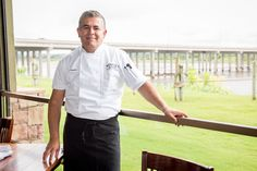 Alex Fuentes, culinary manager at Redrock Canyon Grill in Tulsa, has worked in restaurants since moving to the United States in the early '90s, but his favorite memory – and best advice – is from cooking with his grandmother when he was a child in Guadalajara, Mexico.