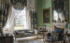 Designers Guild 2015 - The Royal Collection - Interhoff Decor, Interior, Manor House Interior, Home Deco, Missoni Home, Designers Guild, English Decor, Interior Design, Luxury Home Decor