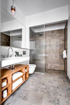scandinavian interior design Surf Shack, Scandinavian Interior Design, Bathroom Inspiration, Bathroom Interior, My Dream Home, Sweet Home, Bathtub, Organization, House