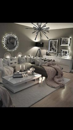 This is what I want my living room to look like