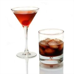 Black Russian:  45 ml vodka  20 ml coffee liqueur (Kahlua)  Build over ice on a rocks glass. No garnish. CHEERS!