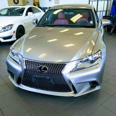 On such a rainy day felt it necessary to brighten things up! New in the showroom Car App, Reliable Cars, Lexus Is250, Luxury Cars, Showroom, Felt, Vehicles, Fancy Cars, Felting
