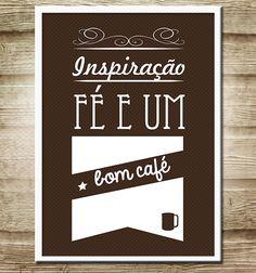 Quadro Café Mais