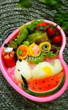 SNOOPY #bento #lunchbox