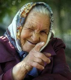 What's the one piece of advice your grandmother told you, that you've not forgotten?