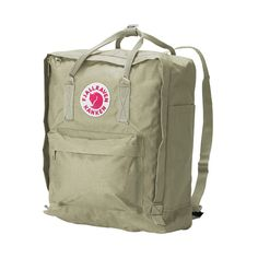 FJÄLLRAVEN Kanken Backpack Putty