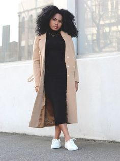 ecstasymodels:  Looking Chic On ErrandsDaisy street Knit dress,… Visit GimmeYourStyle.com for more:)