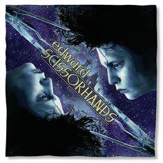 Edward Scissorhands - Movie Poster Bandana