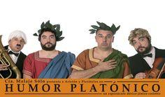 """Humor Platónico"""". Compañía Malaje Solo. 04/05/2013 www.navarracultural.com"""