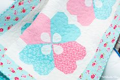 Fat Quarter Baby Blog Tour Day 1! Baby Girl Quilts, Girls Quilts, Baby Blog, Fat Quarter Shop, Quilt Kits, Quilting Tutorials, Fat Quarters, Seasonal Decor, Quilt Patterns