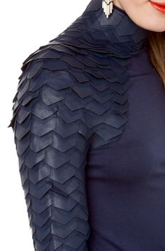 What Would Khaleesi Wear? This Scale armor top... - What Would Khaleesi Wear?