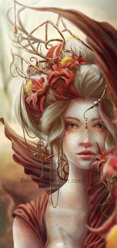 Beauty is by JenniferHealy.deviantart.com on @deviantART