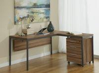 Hudson Desk, Return and Rolling File