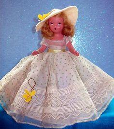 March-- Nancy Ann Storybook Doll