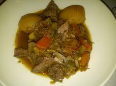 Slow Cooker - Beef Stew - Syn Free