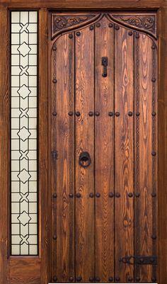 Puertas Rusticas | Mallorca Windows Front Door Entrance, Doorway, Spanish Front Door, Main Door Design, Woodworking Inspiration, Abandoned Buildings, Wood Doors, Interior Design Kitchen, Diorama