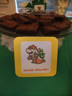 Super Mario Brothers Birthday Party Ideas | Photo 4 of 26 | Catch My Party