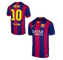 6e232cf76ab Barcelona Messi Soccer Team Jersey + Shorts (KIDS sizes) for Like the  Barcelona Messi Soccer Team Jersey + Shorts (KIDS sizes)