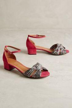 Vicenza Catalina Low Heels