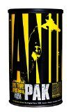 Universal Nutrition Animal Pak Sports Nutrition Supplement, 44-Count
