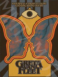 a poster i designed inspired by Greta Van Fleet's song 'Light My Love' :)) ig: morgandesignsthings tiktok: morganmakesthings spotify: ogmorgs #gretavanfleet #lightmylove #poster #posterdesign #70s #graphicdesign #design #rockmusic #vintageposter #hippieposter