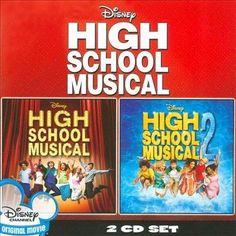 Original Soundtrack - High School Musical Original Soundtrack / High School Musical 2 Original