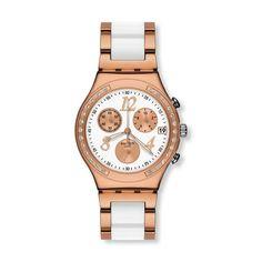 Reloj Swatch Dreamwhite Rose 155€