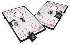 NHL Los Angeles Kings Tailgate Toss Cornhole Set