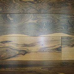 Brazilian Hickory, Guajuvira FSC Pure 3/4 x 5 x 1-7 Prefinished Clear - Flooring Flg - Prefin Inpa - Nova USA Wood Products
