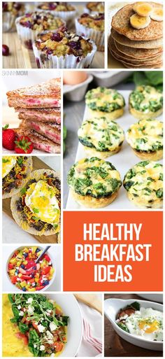 15 healthy and delicious breakfasts your family will love this weekend!