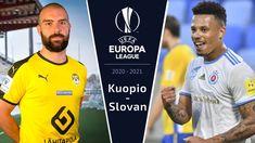Európská liga 2020: Kuopio – ŠK Slovan Bratislava 1:1 Slovan herne vybuchol v penaltovom rozstrele (VIDEO) Bratislava, Europa League, Baseball Cards, Sports, Hs Sports, Sport