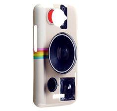 Polaroid Camera HTC One X Hardshell Case Cover HTC One X Case