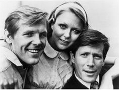 Superb Nick Nolte Susan Blakely e Peter Strauss