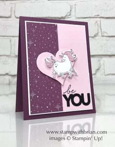 Magical Day, Happy Wishes, Stampin' Up! Happy Wishes, Kids Birthday Cards, Bday Cards, Magic Cards, Stamping Up Cards, Animal Cards, Kids Cards, Fun Cards, Cards Diy