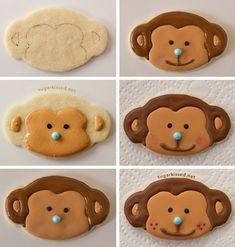 Monkey cookies