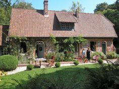 molto bello questo cottage..