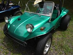 1959 VW Dune Buggy Rascal, as built from a Sears kit...on a 1954 Beetle chassis