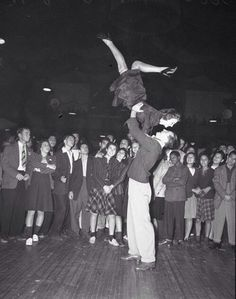 Old East Coast Swing photos. I remember the day when I was her up there!