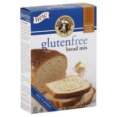 GIFT IDEAS FOR THE GLUTEN FREE FAMILY- Gluten Free Bread Mix from King Arthur Flour