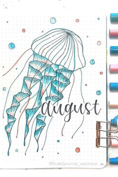 Need some monthly cover inspiration for the summer months! Check out the best bullet journal cover spread and page ideas for August! Bullet Journal August, Bullet Journal Cover Ideas, Bullet Journal Lettering Ideas, Bullet Journal Quotes, Bullet Journal Notebook, Bullet Journal School, Bullet Journal Spread, Bullet Journal Ideas Pages, Bullet Journal Layout