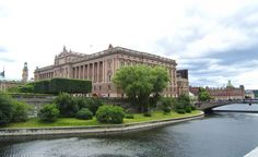 A trip to Stockholm part 5 Native Country, Louvre, Explore, Mansions, House Styles, City, Building, Places, Pictures
