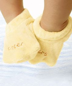 duck slippers, $12