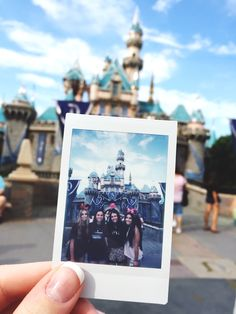 Another one from Disneyland, this time with Marlene, Hestia, Emmeline and Mary Taken by Marlene