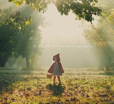 Little Red Riding Hood..