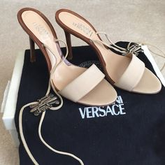 Versace Donna sandal Excellent used condition. No signs of wear. Versace Shoes Sandals